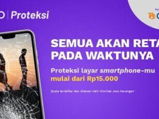 OVO Proteksi Layar Smartphone