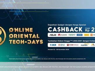 Erajaya Online Oriental Tech Days