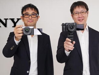 Sony Alpha 7C Launch