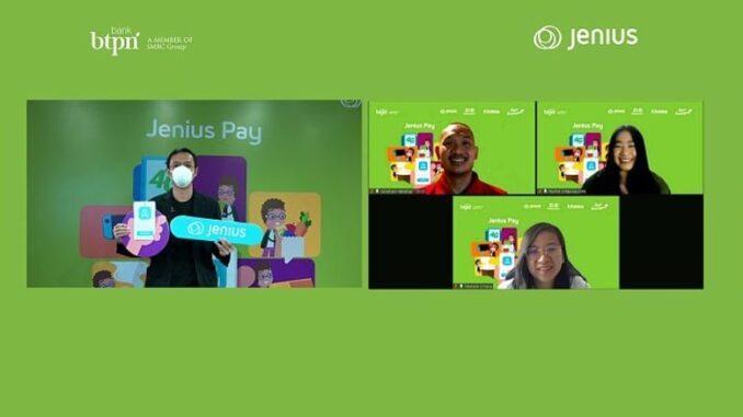 Jenius Pay Bank BTPN