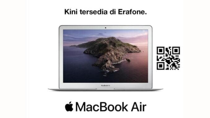 MacBook Air di Erafone