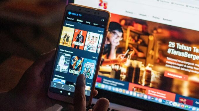 Paket Bundling Premium Mola TV