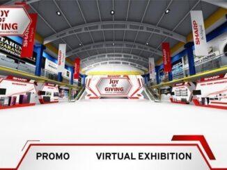 Sharp Virtual Exhibition