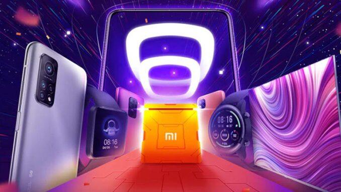 Kado Tahun Baru Xiaomi