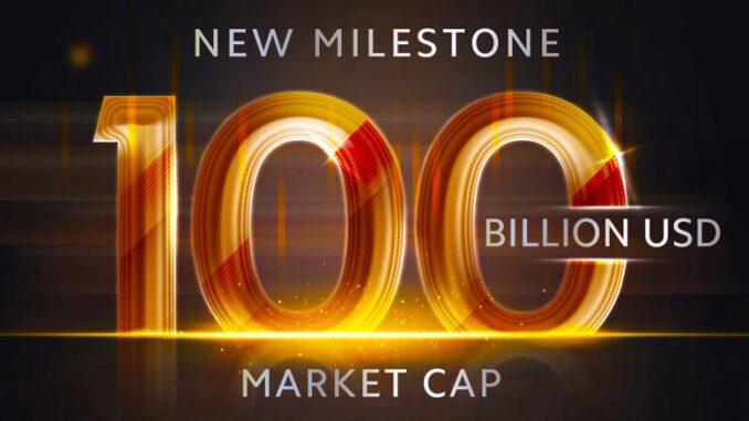 100 Billion Dollar Club