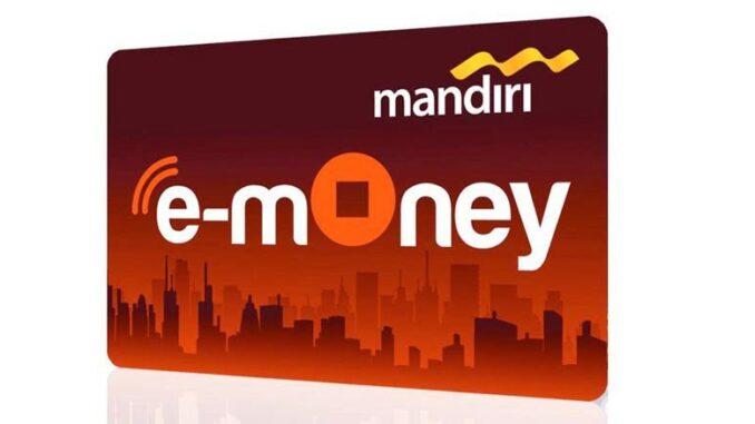 e-money berdesain khusus
