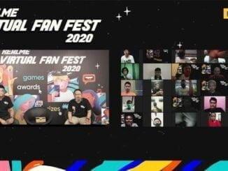 realme Virtual Fan Fest 2020