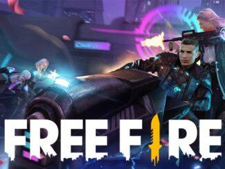 Akses Game Free Fire Naik