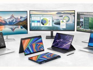 HP PC di CES 2021