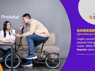 Asuransi Proteksi Sepeda