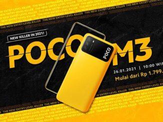 POCO M3 di Indonesia