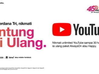 kuota unlimited YouTube