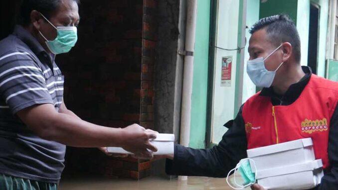Indosat Siagakan Mobil Klinik