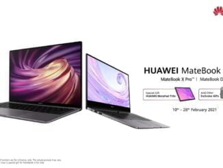 MateBook D14 Intel Edition