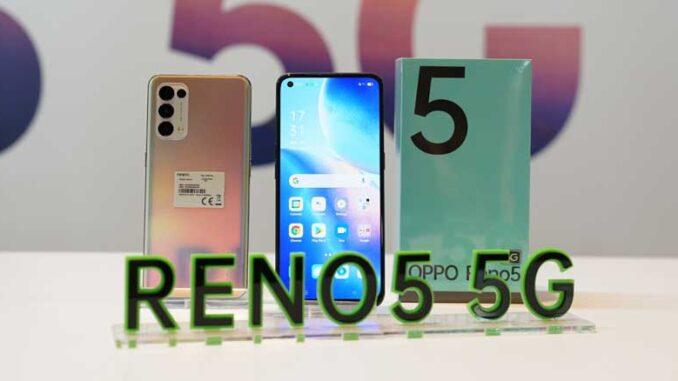 Penjualan Perdana Reno5 5G