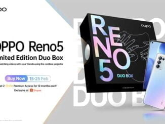 Reno5 Duo Box