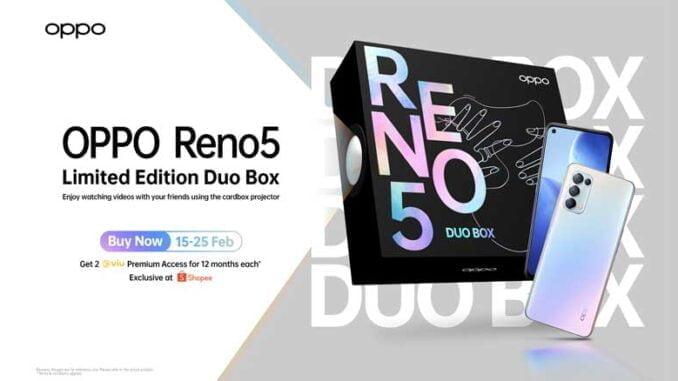 Reno5 Duo Box