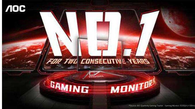 Monitor Gaming No.1 Dunia