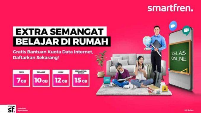 Bantuan Kuota Data Internet