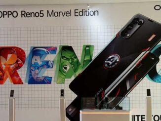 Gerai Khusus Reno5 Marvel