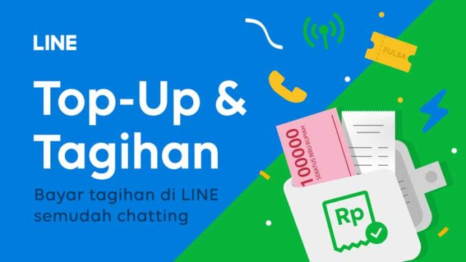Layanan Top-up dan Tagihan