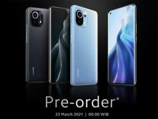 Pre-order Mi 11