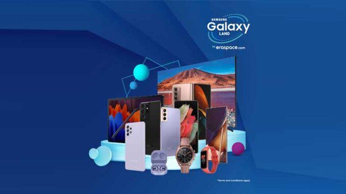 Galaxy Land by eraspace.com