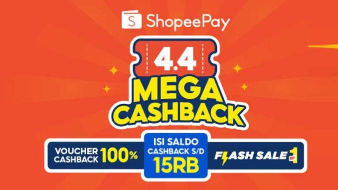 4.4 Mega Cashback
