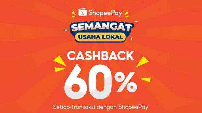 ShopeePay Semangat Usaha Lokal