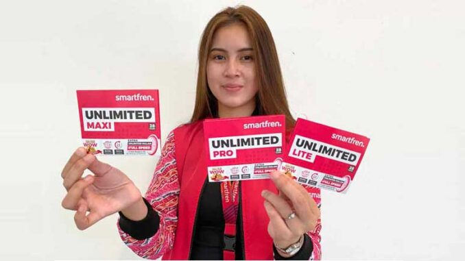 Smartfren Unlimited Pro