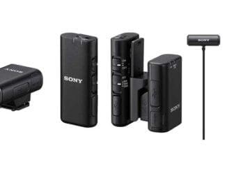 Sony ECM-W2BT
