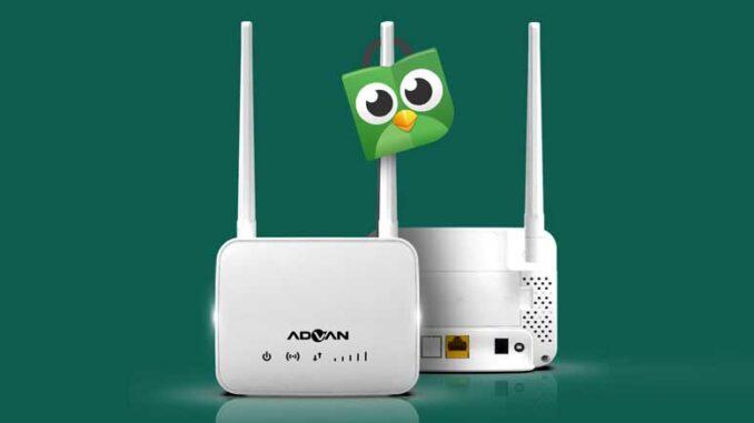 ADVAN CPE Router Start
