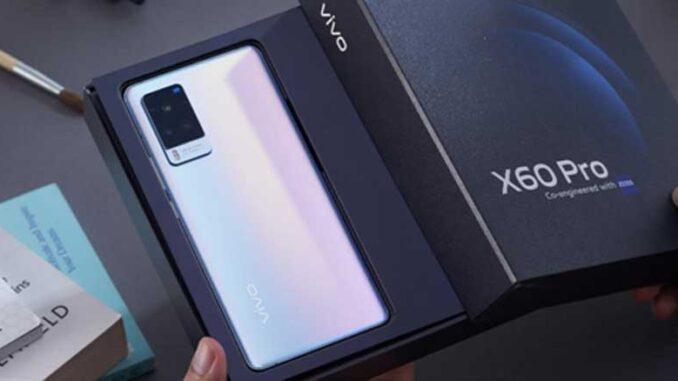 Blind Pre-order vivo X60