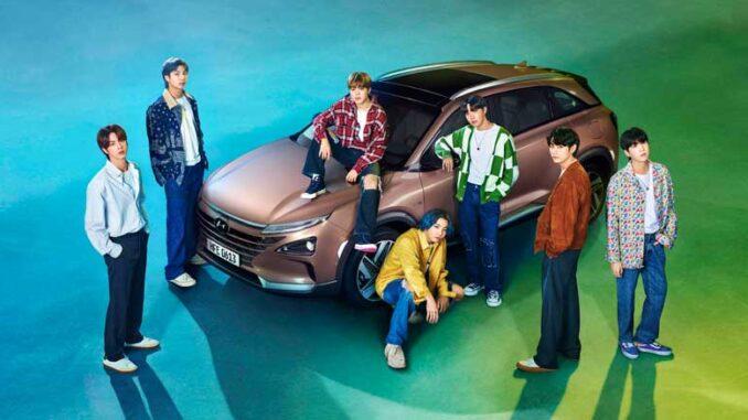 Hyundai Motor dan BTS
