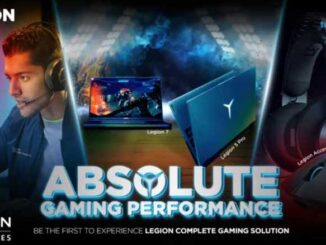 Ekosistem Gaming Lenovo