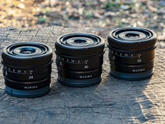 Lensa G Series Sony Terbaru