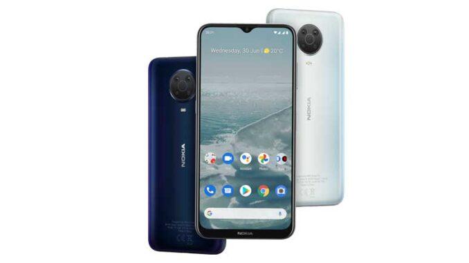 Review Singkat Nokia G20