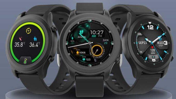 OASE Smartwatch Horizon W1