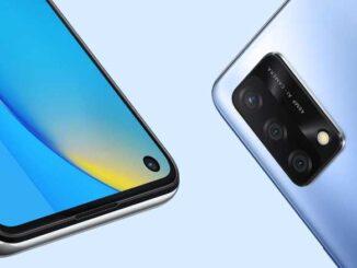 Smartphone Baru OPPO