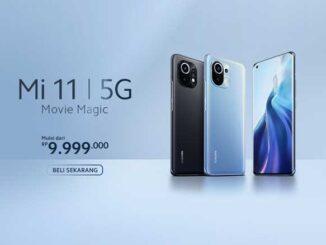 Penjualan Perdana Xiaomi Mi 11