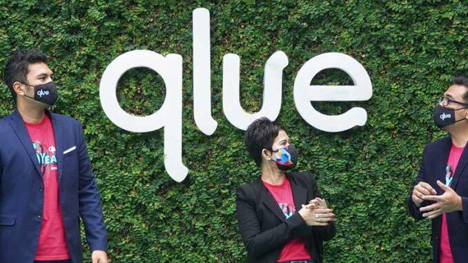 Pertumbuhan Bisnis Qlue