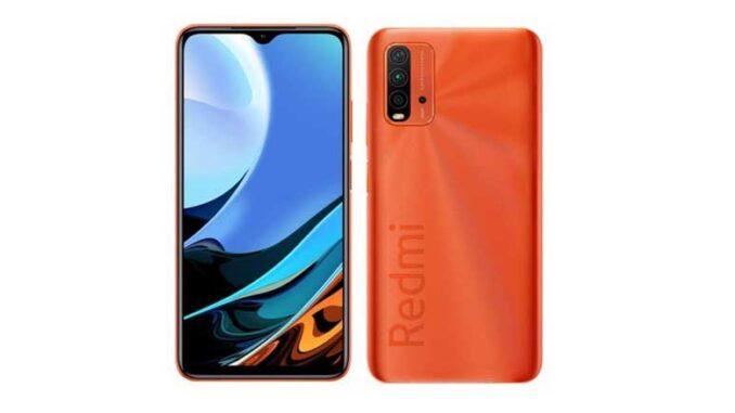 Redmi 9T Sunrise Orange