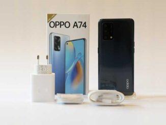 Setelah ditunggu-tunggu, akhirnya OPPO resmi merilis smartphon terbaru A Series berlabel OPPO A74 yang akan tersedia di pasaran tanah air dalam wakReview singkat OPPO A74