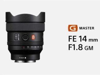 FE 14mm F1.8 G Master