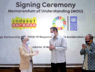 UNDP dan Indosat