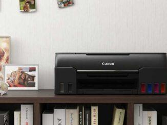 Canon PIXMA G570 dan G670