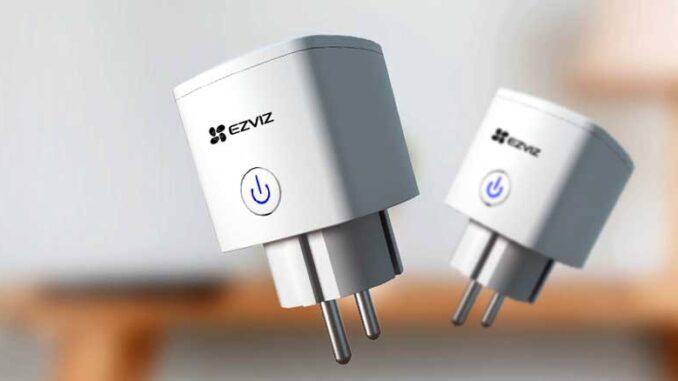 EZVIZ T30 Smart Plug
