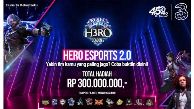 H3RO Esports Tournament 2.0