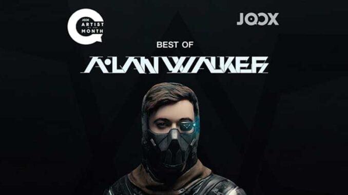 JOOX Mengumumkan Alan Walker