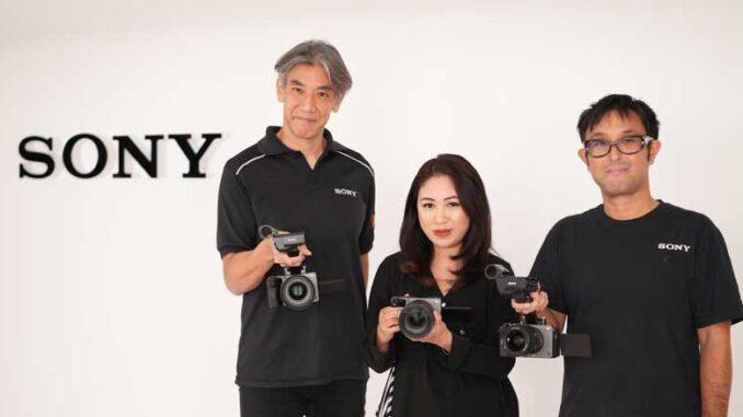 Sony Cinema Line FX3